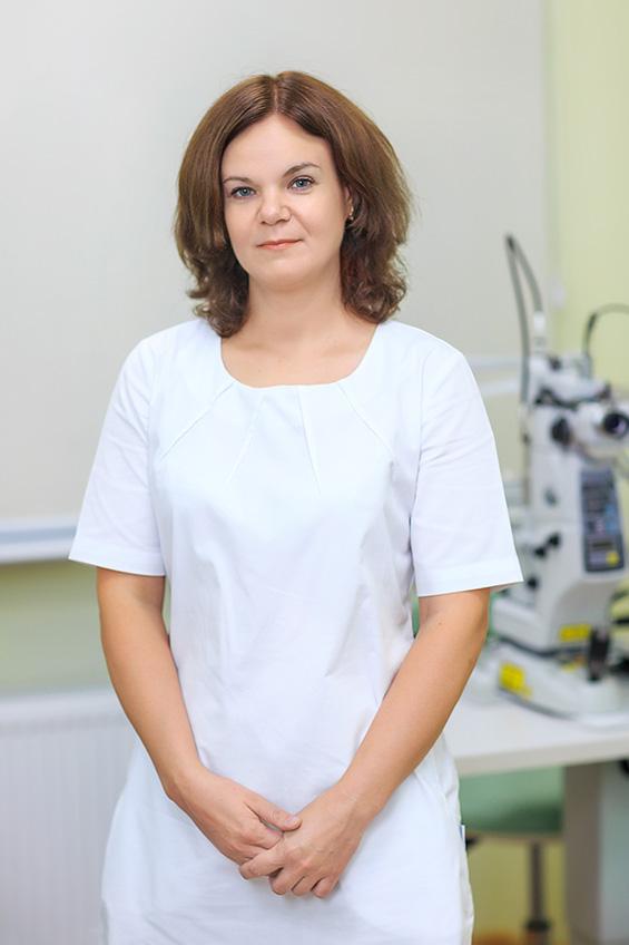 Хабарова Людмила Александровна