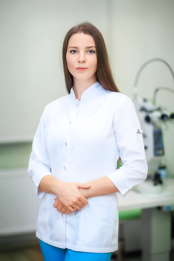 Груенко Ксения Павловна