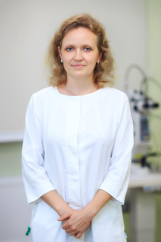 Кошкарова Анастасия Владимировна