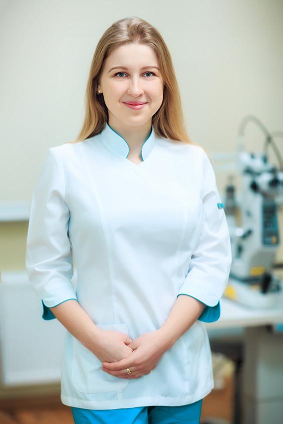 Воронцова Анастасия Валерьевна